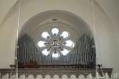 Prospekt der ehem. Siemann-Orgel